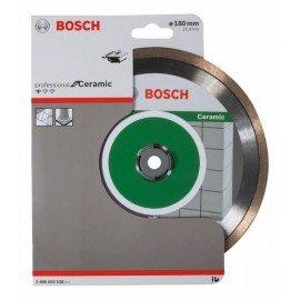 Bosch Gyémánt darabolótárcsa, Standard for Ceramic kivitel 180 x 25,40 x 1,6 x 7 mm