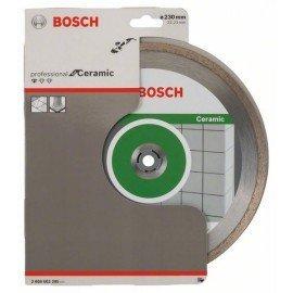 Bosch Gyémánt darabolótárcsa, Standard for Ceramic kivitel 230 x 22,23 x 1,6 x 7 mm
