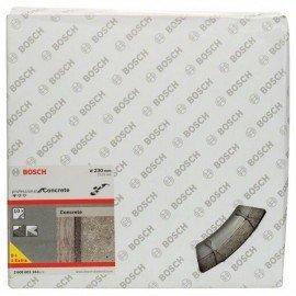Bosch Gyémánt darabolótárcsa, Standard for Concrete kivitel 230 x 22,23 x 2,3 x 10 mm
