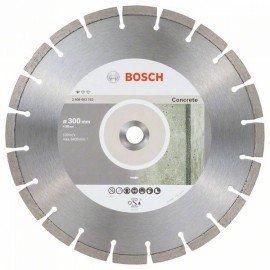 Bosch Gyémánt darabolótárcsa, Standard for Concrete kivitel 300 x 20,00 x 2,8 x 10 mm