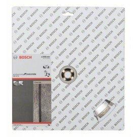 Bosch Gyémánt darabolótárcsa, Standard for Concrete kivitel 300 x 20/25,40 x 2,8 x 10 mm