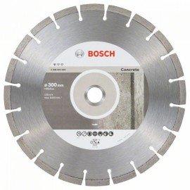 Bosch Gyémánt darabolótárcsa, Standard for Concrete kivitel 300 x 25,40 x 2,8 x 10 mm