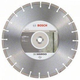 Bosch Gyémánt darabolótárcsa, Standard for Concrete kivitel 350 x 20,00 x 2,8 x 10 mm