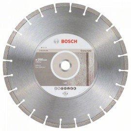 Bosch Gyémánt darabolótárcsa, Standard for Concrete kivitel 350 x 25,40 x 2,8 x 10 mm