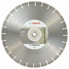 Bosch Gyémánt darabolótárcsa, Standard for Concrete kivitel 400 x 20,00 x 3,2 x 10 mm