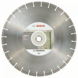 Bosch Gyémánt darabolótárcsa, Standard for Concrete kivitel 400 x 25,40 x 3,2 x 10 mm