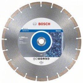 Bosch Gyémánt darabolótárcsa, Standard for Stone kivitel 300 x 20,00 x 3,1 x 10 mm