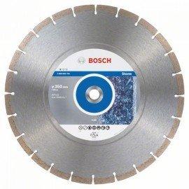 Bosch Gyémánt darabolótárcsa, Standard for Stone kivitel 350 x 20,00 x 3,1 x 10 mm