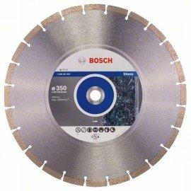 Bosch Gyémánt darabolótárcsa, Standard for Stone kivitel 350 x 20/25,40 x 3,1 x 10 mm
