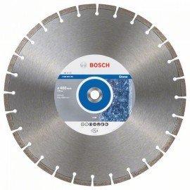 Bosch Gyémánt darabolótárcsa, Standard for Stone kivitel 400 x 20,00 x 3,2 x 10 mm