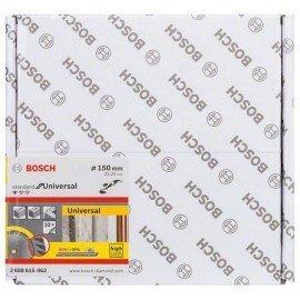 Bosch Gyémánt darabolótárcsa, Standard for Universal kivitel, 150x22,23 (10 db-os csomag) 150x22.23x2.4x10mm