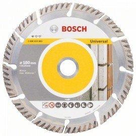 Bosch Gyémánt darabolótárcsa, Standard for Universal kivitel, 180x22,23 180x22.23x2.4x10mm