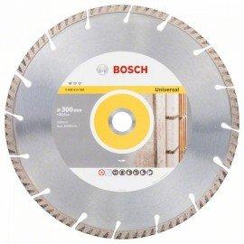 Bosch Gyémánt darabolótárcsa, Standard for Universal kivitel, 300x25,4 300x25.4x3.3x10mm