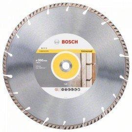 Bosch Gyémánt darabolótárcsa, Standard for Universal kivitel, 350x20 350x20x3.3x10mm