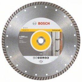 Bosch Gyémánt darabolótárcsa, Standard for Universal Turbo kivitel 300 x 20,00 x 3 x 10 mm