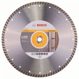Bosch Gyémánt darabolótárcsa, Standard for Universal Turbo kivitel 350 x 20/25,40 x 3 x 10 mm
