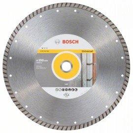 Bosch Gyémánt darabolótárcsa, Standard for Universal Turbo kivitel 350 x 25,40 x 3 x 10 mm
