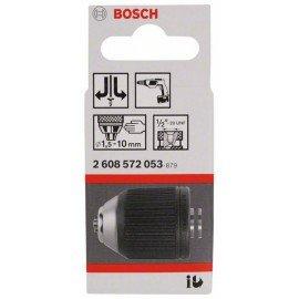 """Bosch Gyorsbefogó fúrótokmány, 10 mm-ig 1,5-10 mm, 1/2"""" - 20"""