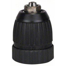 """Bosch Gyorsbefogó fúrótokmány, 10 mm-ig D= 1,0 - 10 mm; A= 3/8"""" - 24"""