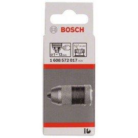 """Bosch Gyorsbefogó fúrótokmány, 13 mm-ig 1-13 mm, 1/2"""" - 20"""