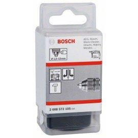 """Bosch Gyorsbefogó fúrótokmány, 13 mm-ig 1,5-13 mm, 1/2"""" - 20"""
