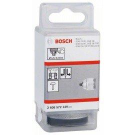 """Bosch Gyorsbefogó fúrótokmány, krómozott 1,5-13 mm, 1/2"""" - 20"""