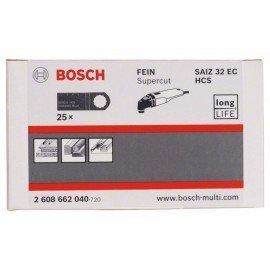 Bosch HCS SAIZ 32 EC Wood merülő fűrészlap 40 x 32 mm