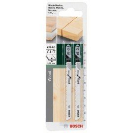 Bosch HCS szúrófűrészlap, T 101 BR Clean for Wood