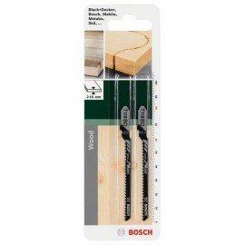 Bosch HCS szúrófűrészlap, T 119 BO Basic for Wood