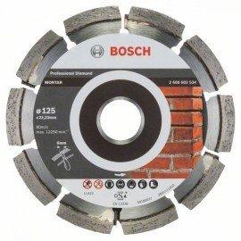 Bosch Hézagmarók Expert for Mortar 125 x 6 x 7 x 22,23 mm