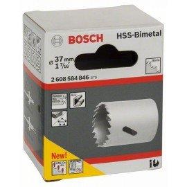 """Bosch HSS-bimetál körkivágó standard adapterekhez 37 mm, 1 7/16"""""""