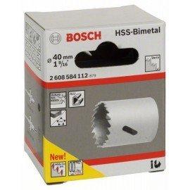 """Bosch HSS-bimetál körkivágó standard adapterekhez 40 mm, 1 9/16"""""""
