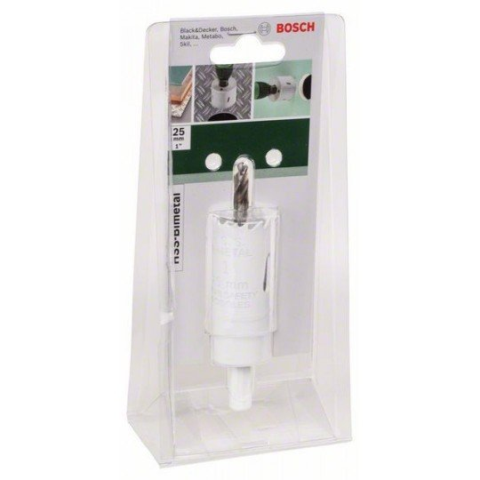Bosch HSS-bimetál lyukfűrész Átmérő = 25 mm