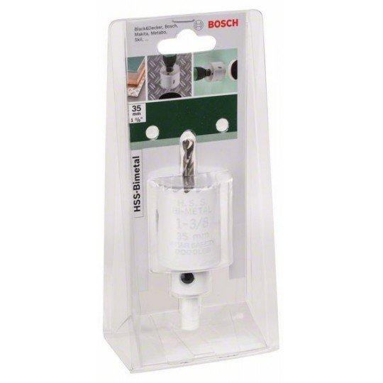 Bosch HSS-bimetál lyukfűrész Átmérő = 35 mm