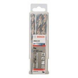 Bosch HSS-Co fémfúró, DIN 338 11 x 94 x 142 mm