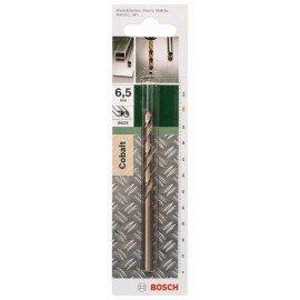 Bosch HSS-Co fémfúró, DIN 338 D= 6,5 mm; L= 101 mm