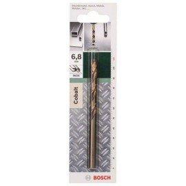 Bosch HSS-Co fémfúró, DIN 338 D= 6,8 mm; L= 109 mm