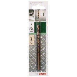 Bosch HSS-Co fémfúró, DIN 338 D= 7,0 mm; L= 109 mm