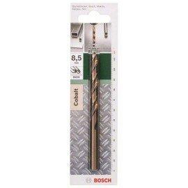 Bosch HSS-Co fémfúró, DIN 338 D= 8,5 mm; L= 117 mm