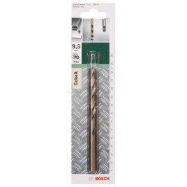 Bosch HSS-Co fémfúró, DIN 338 D= 9,5 mm; L= 125 mm