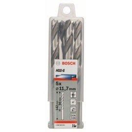 Bosch HSS-G fémfúró, DIN 338 11,7 x 94 x 142 mm