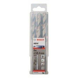 Bosch HSS-G fémfúró, DIN 338 12,1 x 101 x 151 mm