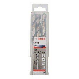Bosch HSS-G fémfúró, DIN 338 12,2 x 101 x 151 mm