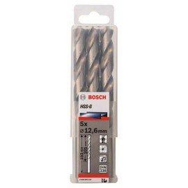 Bosch HSS-G fémfúró, DIN 338 12,6 x 101 x 151 mm