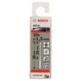 Bosch HSS-G fémfúró, DIN 338 1,3 x 16 x 38 mm