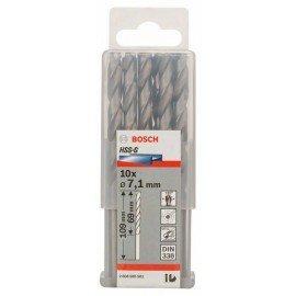 Bosch HSS-G fémfúró, DIN 338 7,1 x 69 x 109 mm