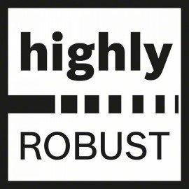 Bosch HSS hatszögszárú spirálfúró, 5,0 mm 5 x 52 x 91 mm