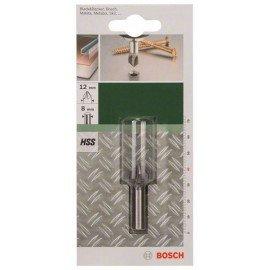 Bosch HSS kúpos süllyesztő, 5 vágóél, DIN 335 D= 12,0 mm; M 6