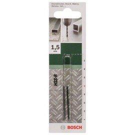 Bosch HSS-R fémfúró, DIN 338 D= 1,5 mm; L= 40 mm