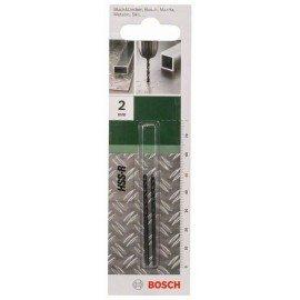 Bosch HSS-R fémfúró, DIN 338 D= 2,0 mm; L= 49 mm